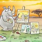 Как научиться рисовать с нуля
