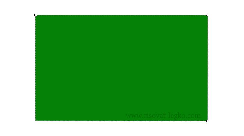 02.Inkscape уроки для начинающих - создание геометрических фигур