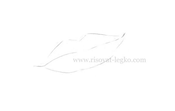 02.Как рисовать губы простым карандашом: поэтапный урок
