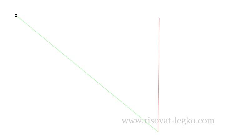 01.Кривые Безье в графическом редакторе inkscape