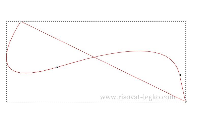 04.Кривые Безье в графическом редакторе inkscape