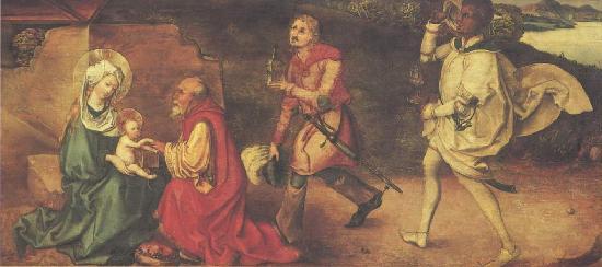 03.Альбрехт Дюрер (1471 - 1528): живописец и график из Германии