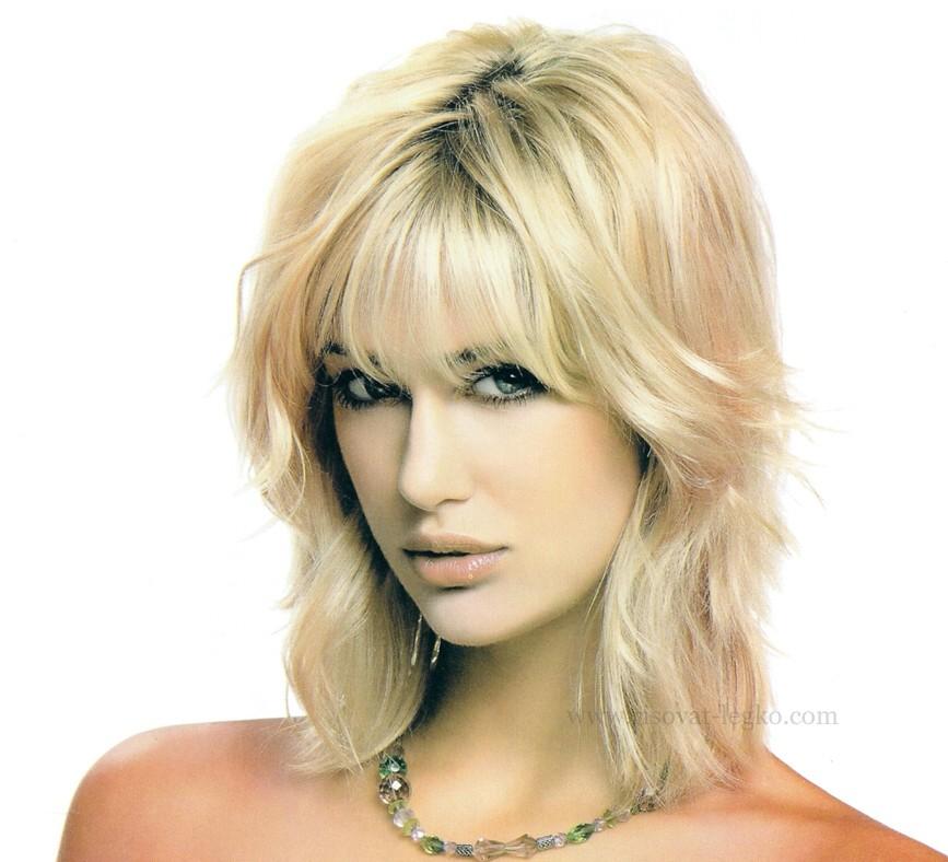 Як малювати волосся поетапно: волосся блондинки - уроки малювання