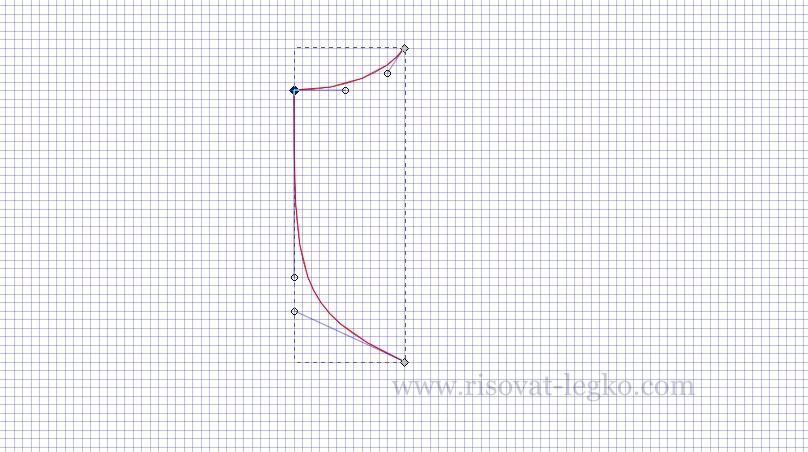 02.Inkscape уроки: рисуем щит в графическом редакторе