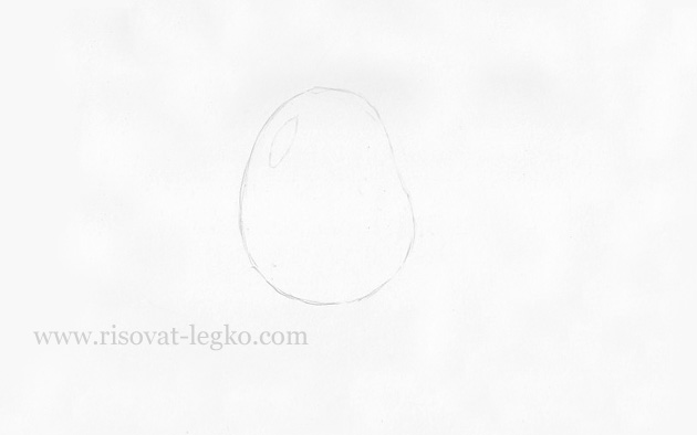 02.Как нарисовать воду или каплю воды карандашом