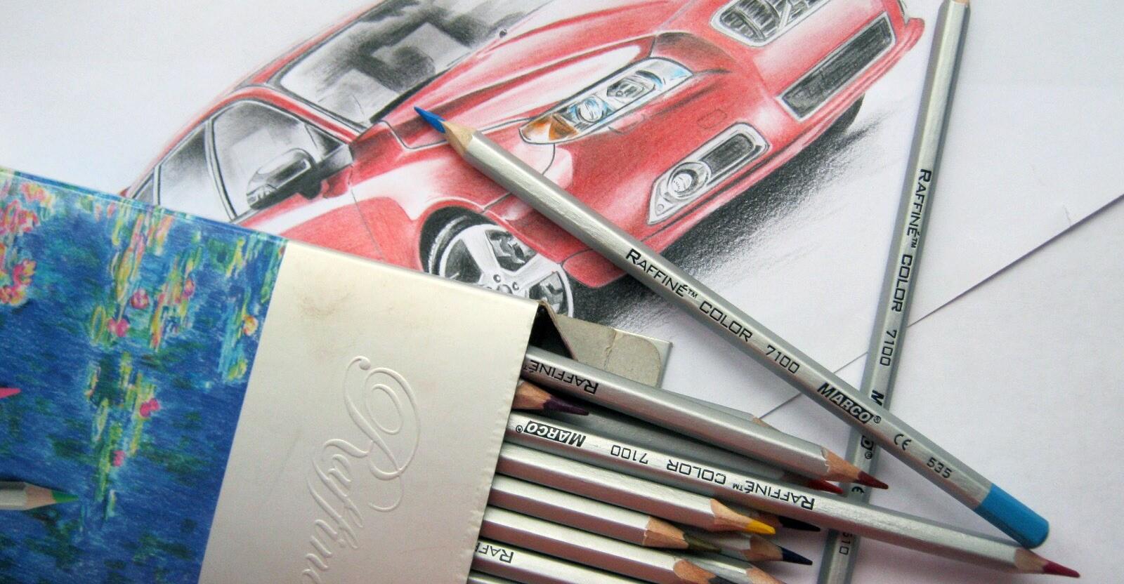 03.Мои материалы для рисования