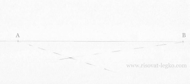 02.Как нарисовать дом поэтапно карандашом