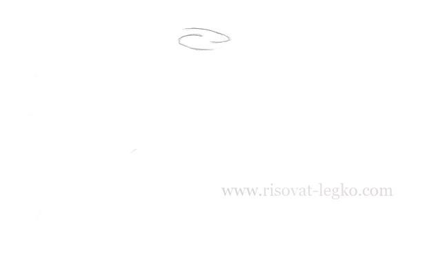 02.Как нарисовать розу поэтапно легко за 5 минут!