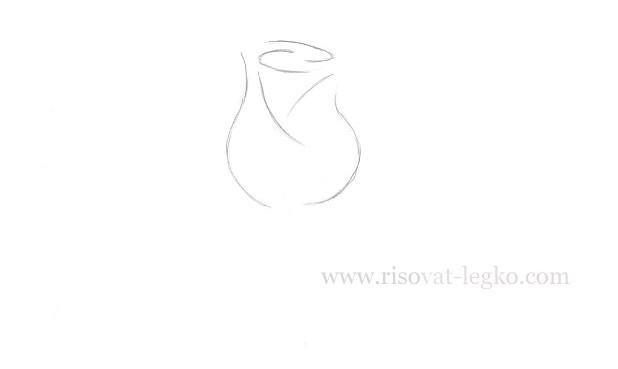 04.Как нарисовать розу поэтапно легко за 5 минут!