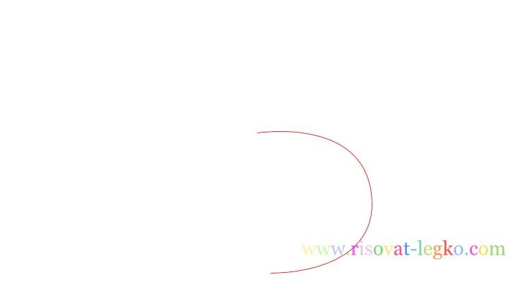 02.Как нарисовать кролика поэтапно для детей