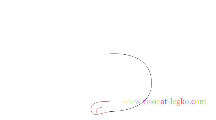 03.Как нарисовать кролика поэтапно для детей
