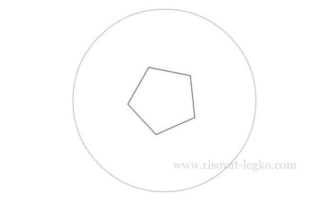 03.Как нарисовать мяч карандашом поэтапно легко