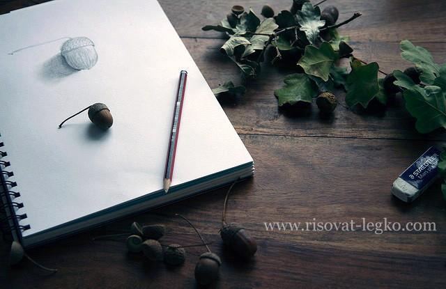 01.Скетчбук для рисования – ваш надежный друг