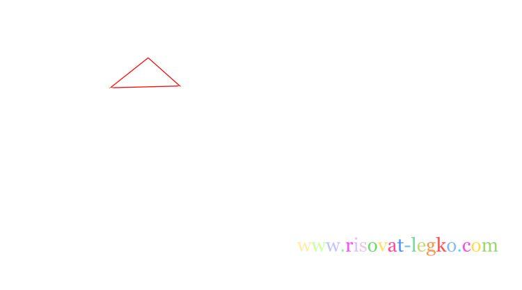 02.Уроки рисования для детей: рисуем красивую птицу