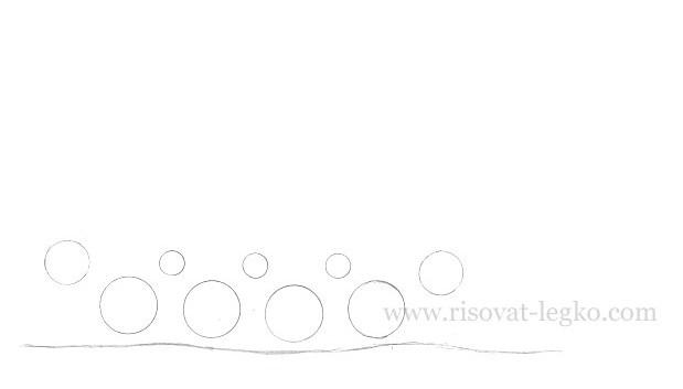 03.Как нарисовать танк карандашом поэтапно новичку
