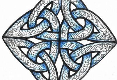 02.Дудлинг фото: красивые рисунки в стиле дудлинг