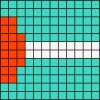 14.Как нарисовать легкие рисунки по клеточкам