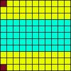 20.Как нарисовать легкие рисунки по клеточкам