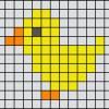30.Как нарисовать легкие рисунки по клеточкам