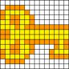 46.Как нарисовать легкие рисунки по клеточкам