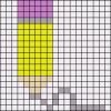 05.Как нарисовать легкие рисунки по клеточкам