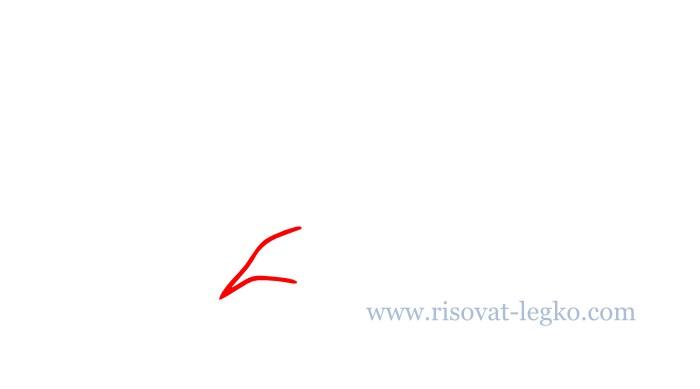 02.Как нарисовать поэтапно карандашом птицу новичку