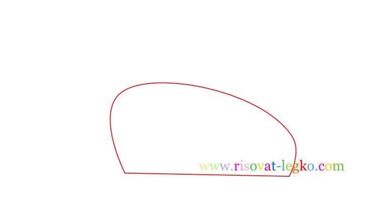 02.Как нарисовать танк поэтапно для детей