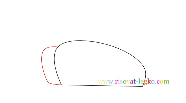 03.Как нарисовать танк поэтапно для детей