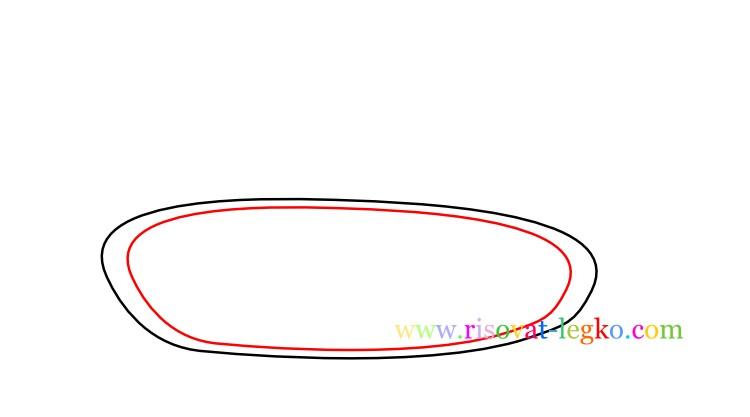 03.Как нарисовать танк поэтапно ребенку