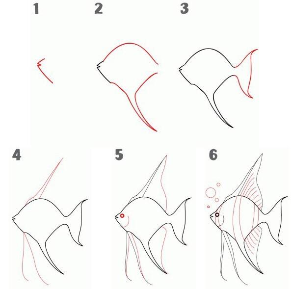 Как нарисовать зайчика карандашом поэтапно
