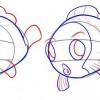 05.Как рисовать рыбу поэтапно карандашом: лучшие уроки