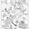 09.Картинки антистресс для раскрашивания