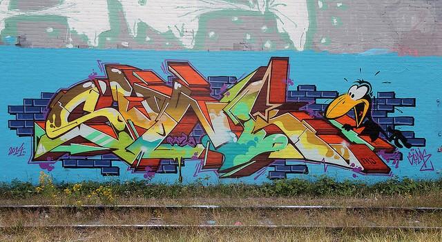10.Картинки граффити фото: уличное искусство