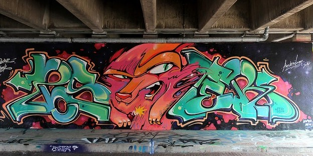 11.Картинки граффити фото: уличное искусство
