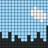 15.Картинки по клеткам в тетради: смотрим рисуем