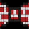 04.Картинки по клеточкам Майнкрафт