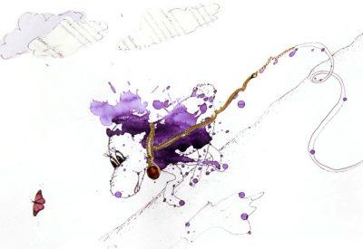 01.Кляксография техника рисования для детей