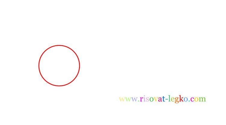 02.Рисование карандашом поэтапно для детей