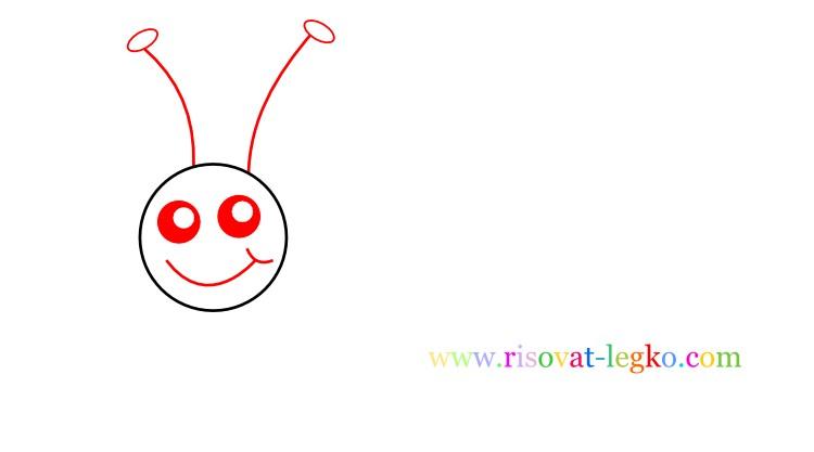 03.Рисование карандашом поэтапно для детей