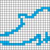 13.Рисуем рисунки по клеточкам для начинающих