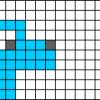 04.Рисуем рисунки по клеточкам для начинающих