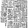 04.Рисунки дудлинг: картинки в стиле дудлинг