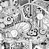 09.Рисунки дудлинг: картинки в стиле дудлинг