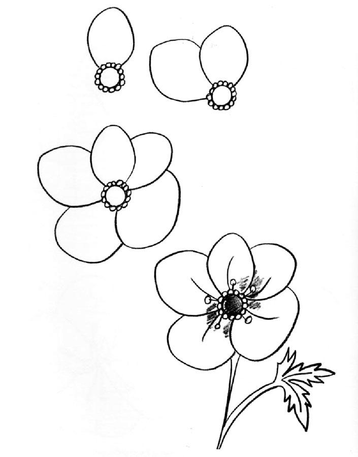 Как нарисовать девочку поэтапно карандашом