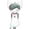 03.картинки для срисовки девушки