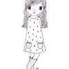 07.картинки для срисовки девушки